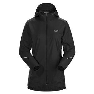 Arcteryx Cita Hoody Jacket S Black